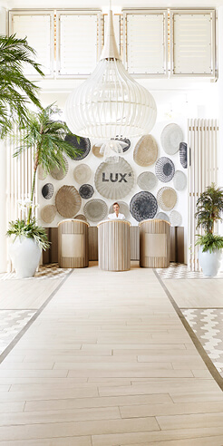 Holiday mode with Kelly Hoppen at the LUX Grand Gaube resort in Mauritius