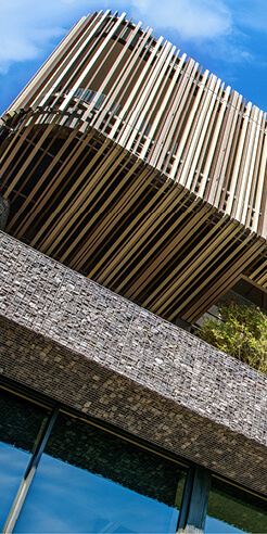 Living in Cape Town, in a house designed by SAOTA