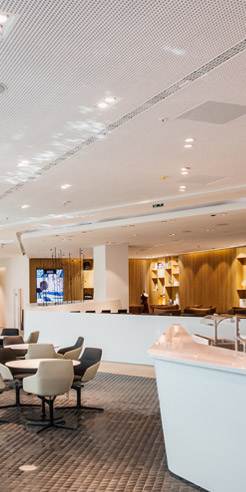 The Loft wins Europe's Leading Airport Lounge 2019 Award