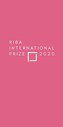 RIBA launches International Awards 2020