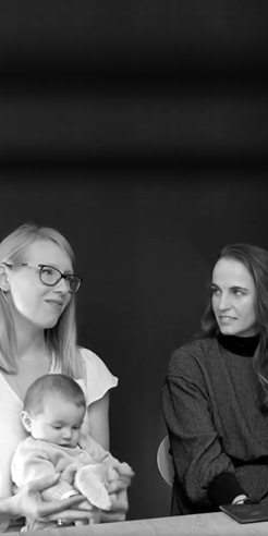 Women in Lighting: Clementine Fletcher-Smith & Carrie Donahue Bremner