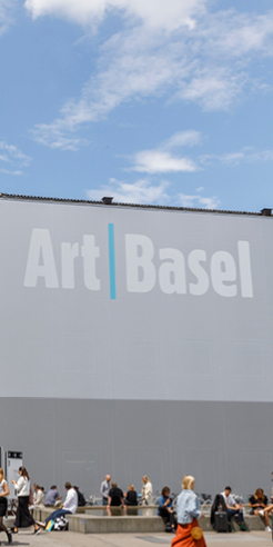 Art Basel 2019: Switzerland's Blue Chip