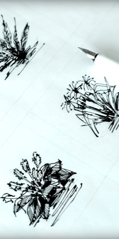 Landscape architecture – a drawing tutorial with Dan Hogman