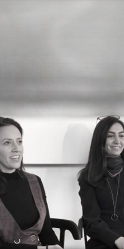 Women in Lighting: Barbara Rodriguez Pando & Mahdis Aliasgari