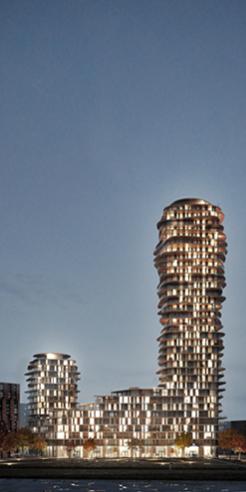 Nacka city's new landmark by Belatchew Arkitekter wins DNA Paris Design Award