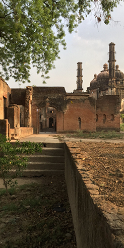 The Residency, Lucknow: through the lens of Soumitro Ghosh