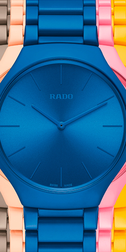 RADO pays tribute to Le Corbusier in its latest collection of watches