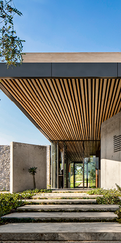 An immersive retreat in the Sabi Sand Game Reserve in South Africa by ARRCC