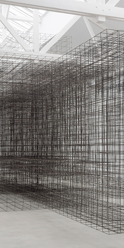Antony Gormley goes royal with his series of works, in London
