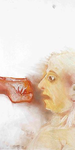 Swiss painter Miriam Cahn's travelling retrospective explores being human