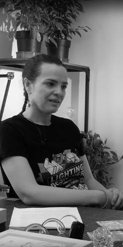 Women in Lighting: Giorgia Brusemini