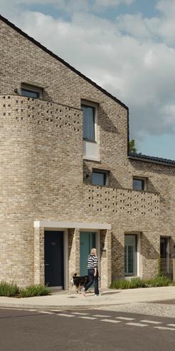 UK's Goldsmith Street housing by Mikhail Riches wins RIBA Stirling Prize 2019
