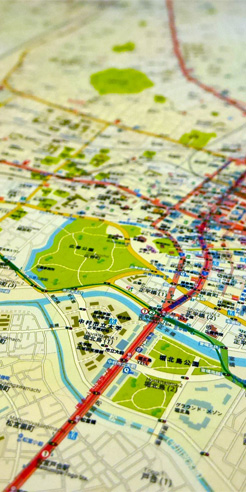 The cartography of real, imagined spaces at the Museum of Contemporary Art Tokyo