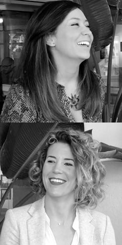 Women in Lighting: Gisela Steiger and Maria Asia Sierra
