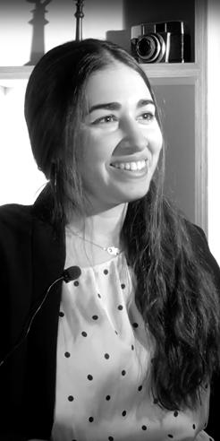 Women in Lighting: Katia Kolovea