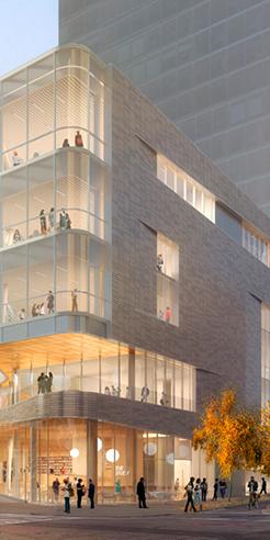 Snøhetta unveils design for Mecklenburg's Main Library in Charlotte
