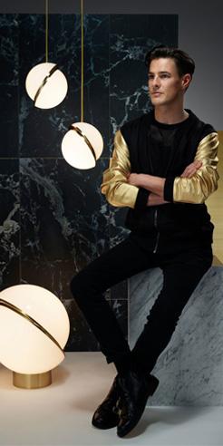 Lee Broom, on the lightbulb moments