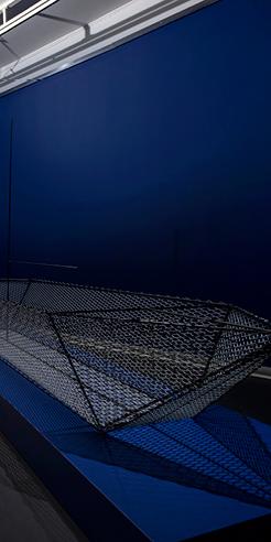A fantastical deconstruction of the boat by Isaac Chong Wai