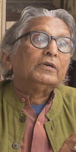 BV Doshi on the idea of existence, home and 'sustainability from within'