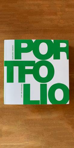 A book I wish I had done: Portfolio