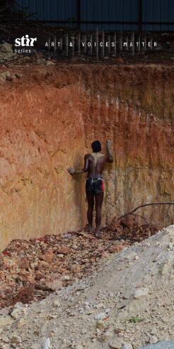 Art & Voices Matter: Sajan Mani puts a spotlight on casteism through his work