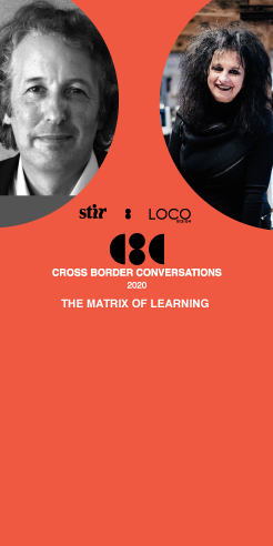 David Gloster X Odile Decq: Cross Border Conversations