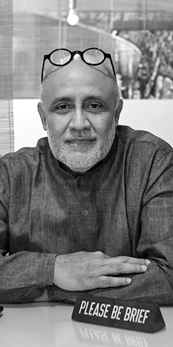 In conversation with Rahul Mehrotra on practice, theory and academia