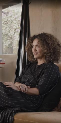 In Residence: Pamela Shamshiri