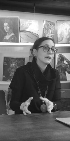 Women in Lighting: Lisa Marchesi