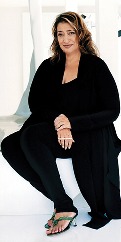 Zaha Hadid resisted typecasting, refused to repeat herself: Bidisha Sinha