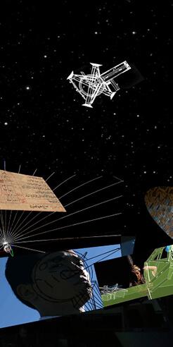 Almagul Menlibayeva examines shared histories, global futures at Lahore Biennale