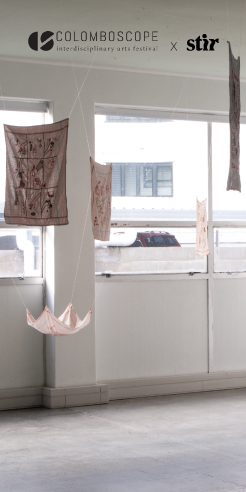 Areez Katki discusses craft, heritage and memory in his text and textile