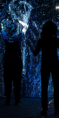 Artist Maja Petric on her award-winning work 'We Are All Made of Light'