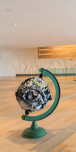 'At the End of the Day' at OMM explores our relationship with natural environment