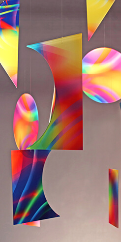 Cate Woodruff exhibits solo show 'Light Minded' at SL Gallery in New York City