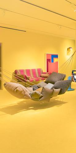 Omar Sosa unpacks the nature of comfort in an exhibition at Friedman Benda, NY