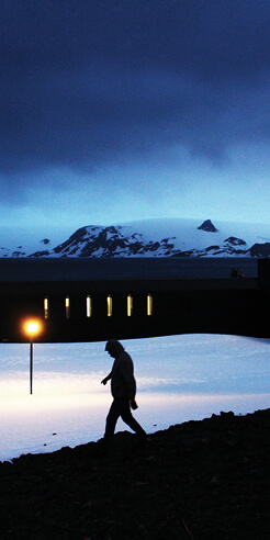 Estúdio 41 breathes new life into Brazilian research base in Antarctica