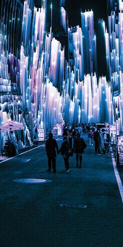 Exploring glitch aesthetics through the work of German artist Dario Paczula
