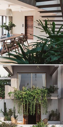 Homes by Neogenesis+Studi0261 in Gujarat, India, merge modern design with emotions