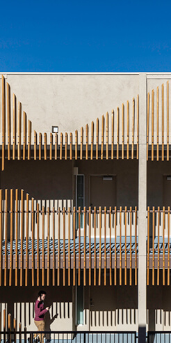Hatch Colasuonno and Relativity Architects unveil affordable housing in Lancaster