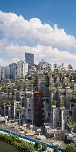 Heatherwick Studio designs green mountains for 1000 Trees in Shanghai
