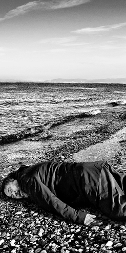 <em>Human Flow</em> by Ai Weiwei addresses the issue of migration and the plight of refugees