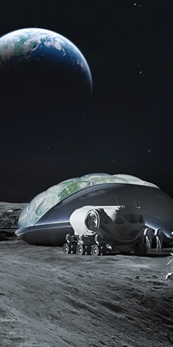Interstellar Lab's BioPod prepares for plant cultivation on the moon