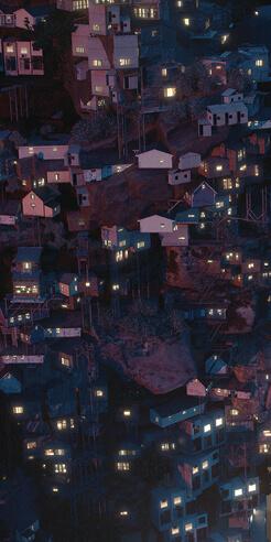 Planet City: Liam Young imagines a hyper dense metropolis for 10 billion earthlings