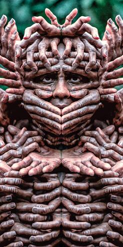 Nature and ritual: The meditative art of Mychael Hennig