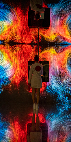 Nohlab and Decol create an immersive experience at the Contemporary Istanbul