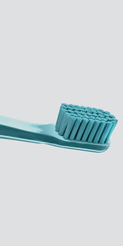 Piero Lissoni rethinks design fundamentals of a toothbrush with 'Regenerate'