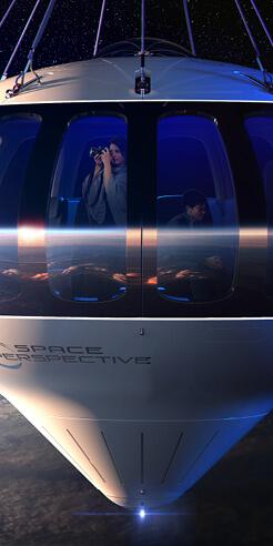 PriestmanGoode pioneers space travel with Spaceship Neptune