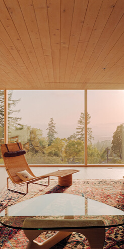 Rangr Studio designs a radiant, earthquake resistant House of Light in Berkeley Hills