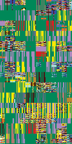 ROM Corruption artists distort old videogames to create glitch artistry